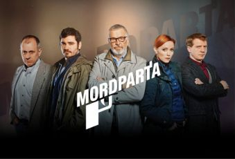Mordparta (2016) [TV seriál]
