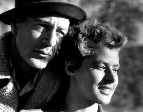 Gary Cooper (1) Ingrid Bergman