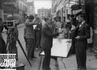 Frigo, lev Paříže (1934)