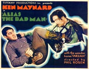 Alias the Bad Man (1931)
