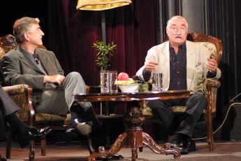 Miroslav Donutil a Pavel Landovský