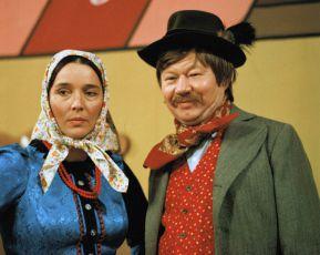 Libuše Geprtová a Václav Sloup