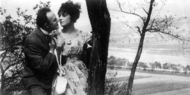 Ty petřínské stráně (1922)