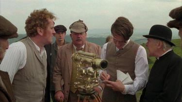 Angličan, který vylezl na kopec a slezl z hory (1995)