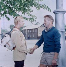 Cyklistou proti své vůli (1963)