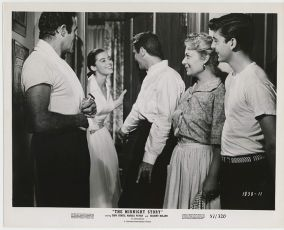 The Midnight Story (1957)