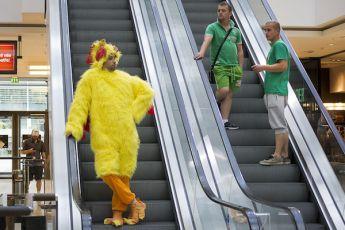 Ondřej Sokol jako kuře