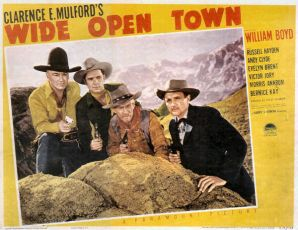Wide Open Town (1941)