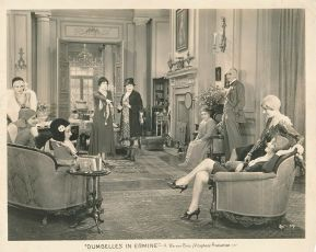 Dumbbells in Ermine (1930)