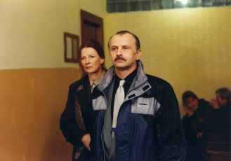 Anna Cónová a Vladimír Čapka