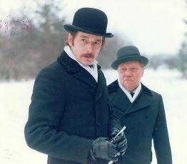 Ivan Romančík a Rudolf Hrušínský