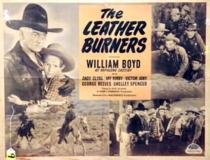The Leather Burners (1943)