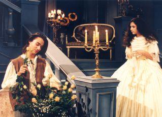 Daniel Tůma a Martha Issová