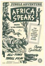 Africa Speaks! (1930)