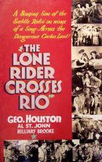 The Lone Rider Crosses the Rio (1941)