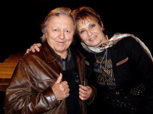 Václav Neckář a Olga Matušková
