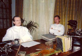 Radoslav Brzobohatý a Jiří Datel Novotný