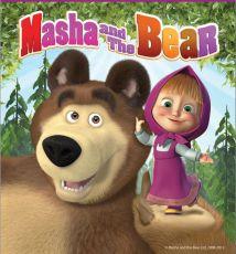 Máša a medvěd (2009) [TV seriál]