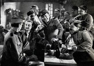 Miláček pluku (1931)