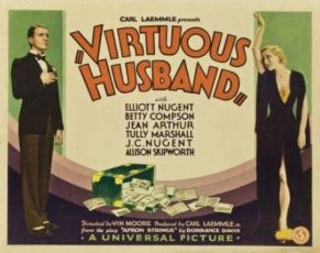 The Virtuous Husband (1931)