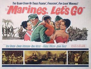 Marines, Let's Go (1961)