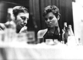 Jerzy Stuhr a  Krystyna Wachelko