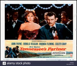 Tennessee's Partner (1955)