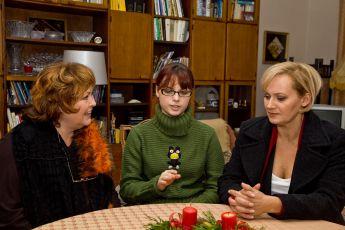 Naďa Konvalinková, Tereza Beranová a Zuzana Slavíková