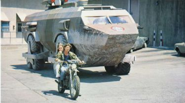 Ulice zatracenců (1977)