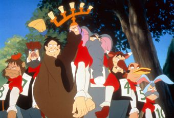 Labutí princezna (1994)