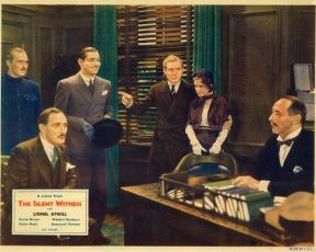 The Silent Witness (1932)
