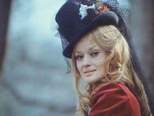 Dotek motýla (1972) [TV film]