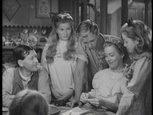 Barbara Bel Geddes Irene Dunne (1)