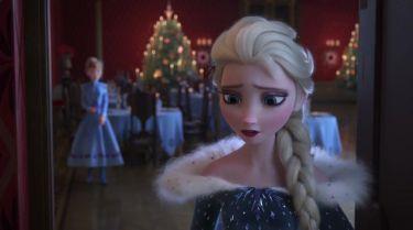 Ledové království: Vánoce s Olafem (2017)