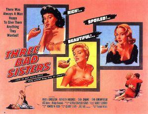 Three Bad Sisters (1956)