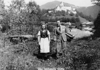 Der lachende Dritte (1936)
