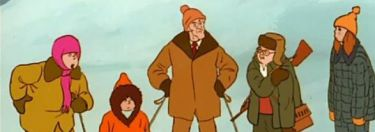 Podivuhodné prázdniny rodiny Smolíkovy (1977) [TV seriál]