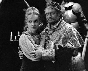 Král, kejklíř a hvězdář (1971) [TV inscenace]