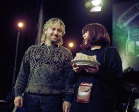 Dalibor Janda a Uršula Kluková