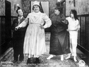 Fatty v sanatoři (1918)