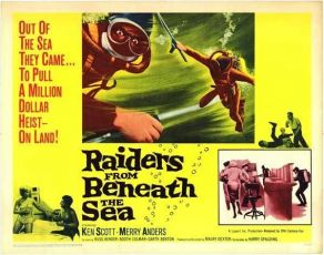 Raiders from Beneath the Sea (1964)