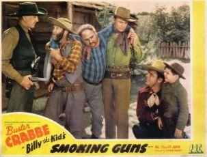 Billy the Kid's Smoking Guns (1942)