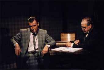 Nepohřbený muž (2004)