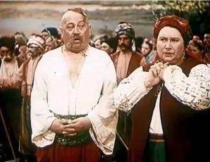 Záporožec za Dunajem (1953)
