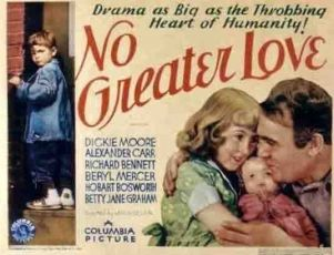 No Greater Love (1932)
