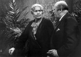 Leopolda Dostálová a Bohuš Záhorský