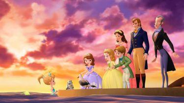 Sofie První: Byla jednou jedna princezna (2012) [TV film]