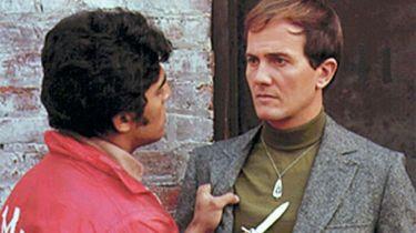 Dýka a kříž (1970)