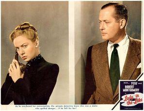 Dáma v jezeře (1947)