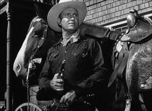 Last of the Pony Riders (1953)